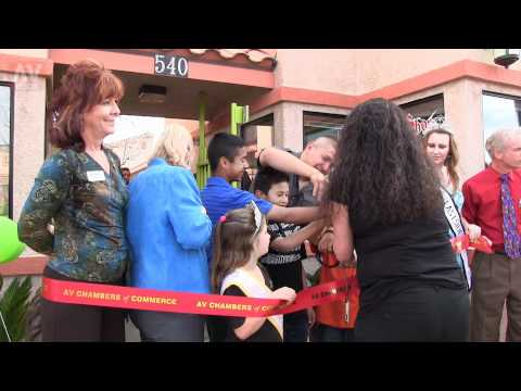 AV Chamber Ribbon Cutting - Chimera Body Art Block Party