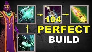 Double Stolen Int + Impetus + Essence Aura = Ultimate Silencer    Dota 2 Ability Draft