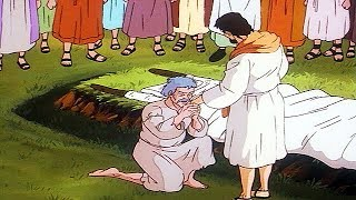 JESUS: A Kingdom Without Frontiers | Episode 16 | Jesus Feeds the Multitudes | Cartoon Series | ENG