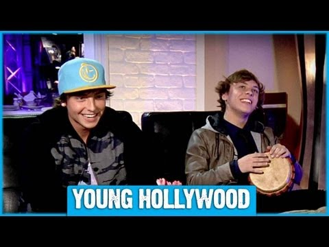 Emblem3 Part 4: Keaton Speaks!