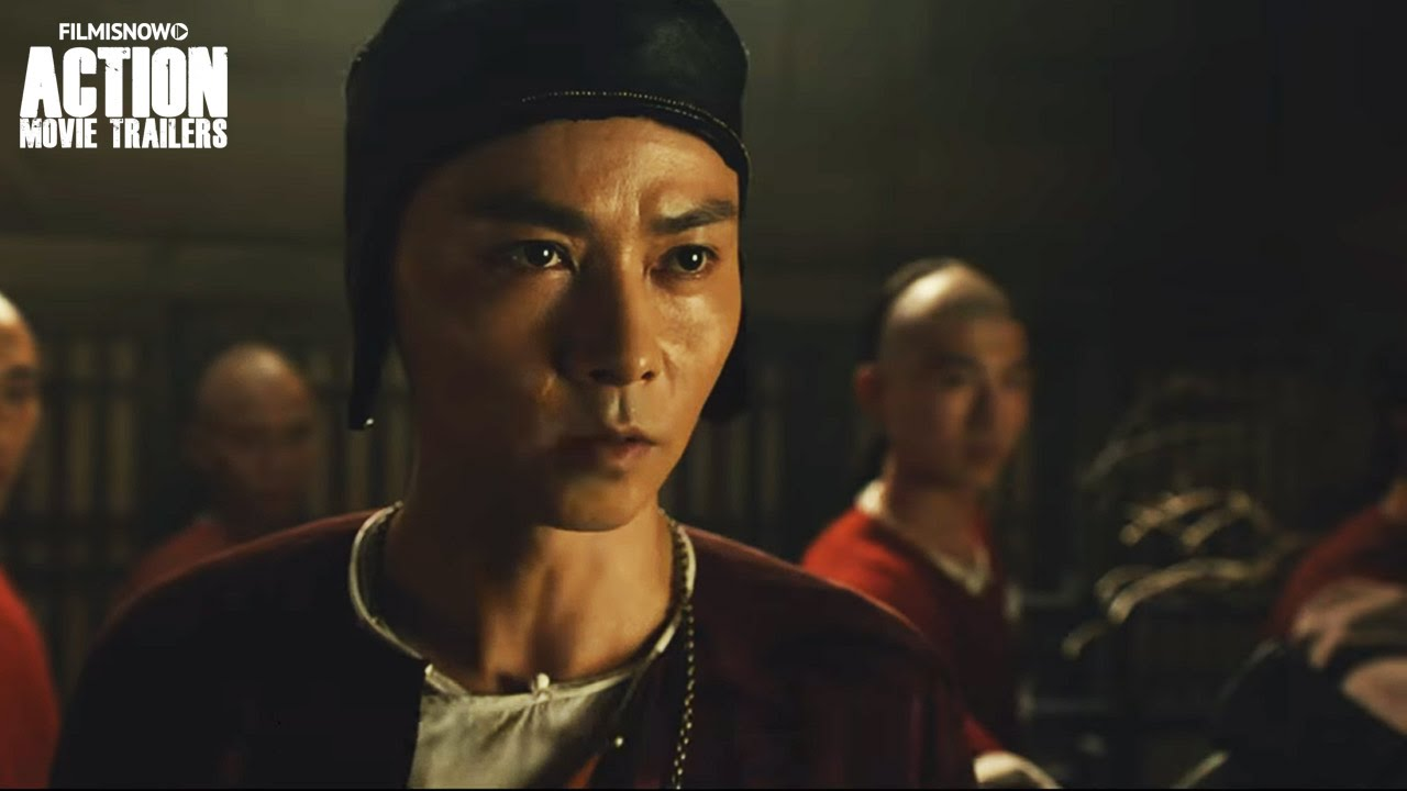 "Feel the joy of uprooting a problem in a new Clip from ""RISE OF THE LEGEND"" [Martial Arts] HD"