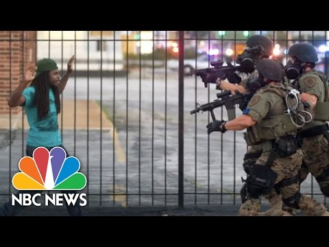 Michael Brown Shooting: Tensions High In Ferguson | NBC News