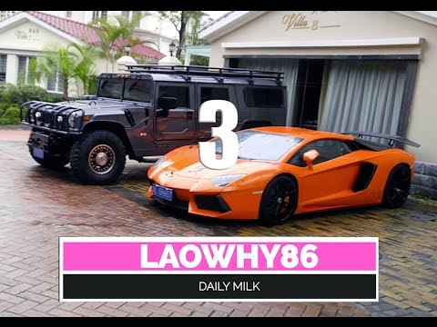 Daily Milk - Day 3: Lambos, Hummers, and Tears