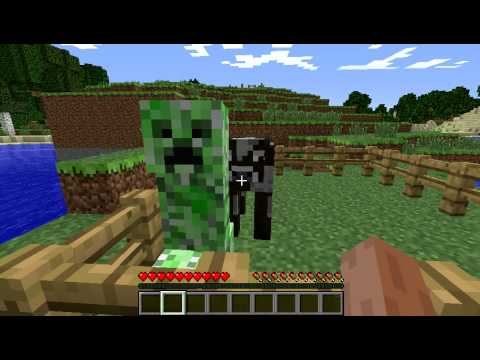 Minecraft - How to kill a cow