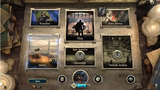 The Elder Scrolls: Legends - Solo Arena