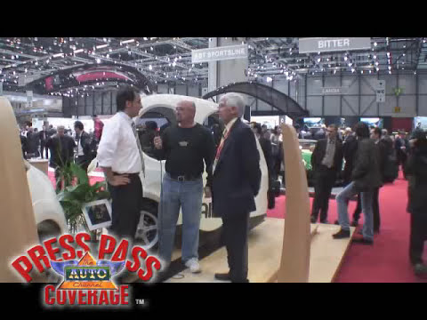 2009 Geneva Motor Show: MDI Compressed Air Car - Exclusive
