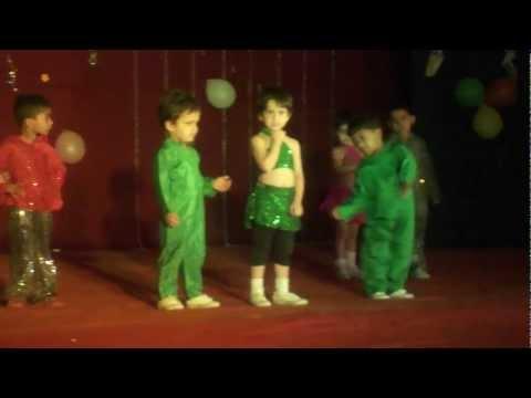 Chandu ke chacha ne - annual day dance of Tanuj