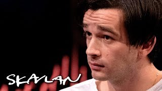 The 1975's Matty Healy on getting clean with horse therapy   SVT/TV 2/Skavlan