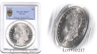 Legend-Morphy Rare Coin Regency Auction Feb. 28 2013 Highlights