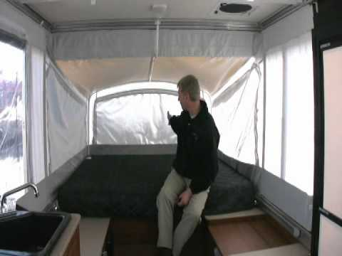 Sold columbia northwest 2013 somerset e2 folding camper 30477