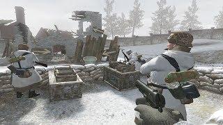 WW2 - German Army Training - Call of Duty 2