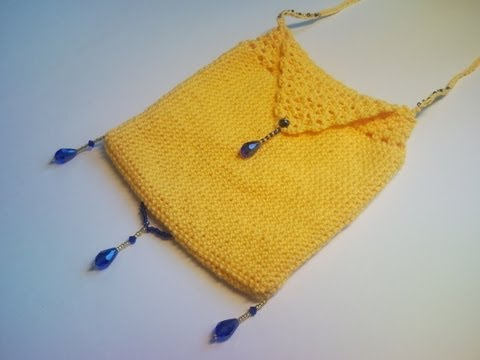 Crochet Purse Bag For Princess