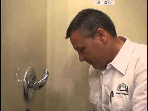 Replacing a Moen shower cartridge in your Airstream