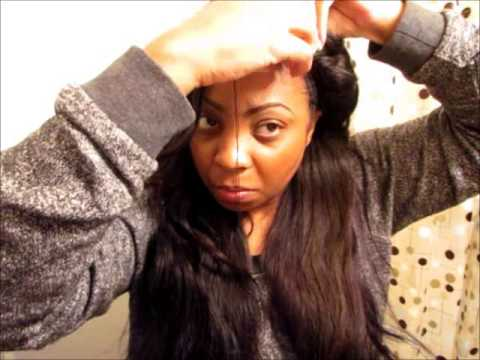 How I Sew My Custom Wig Down