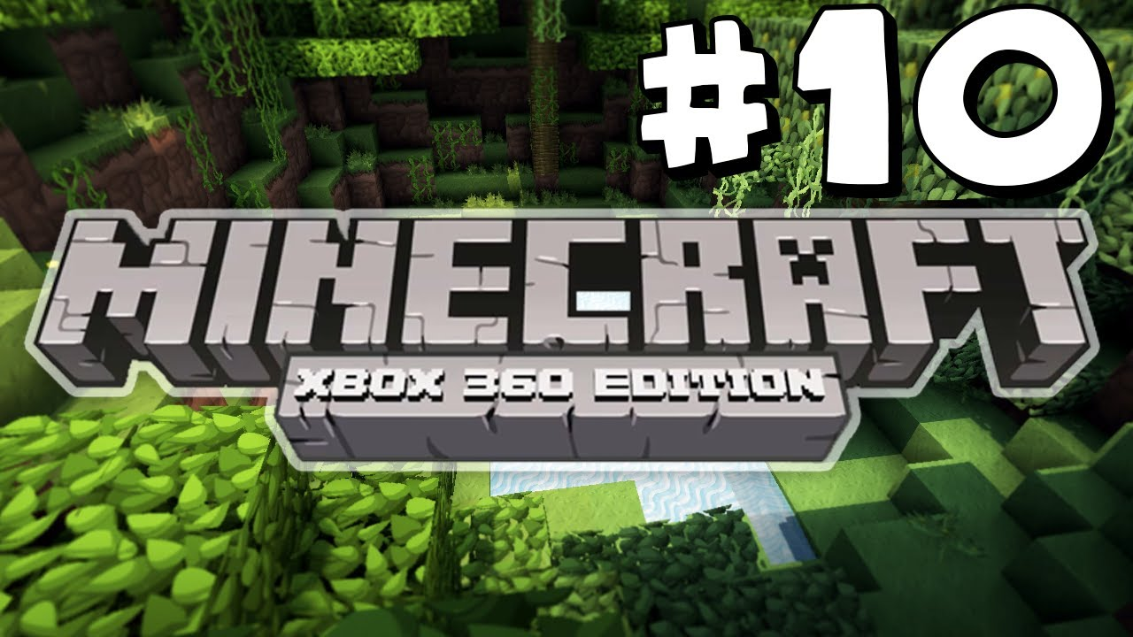 how to make a iron golem xbox 360