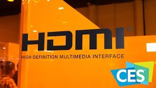 What is HDMI 2.1? Do you need it? What about HDMI Cables? | CES 2019