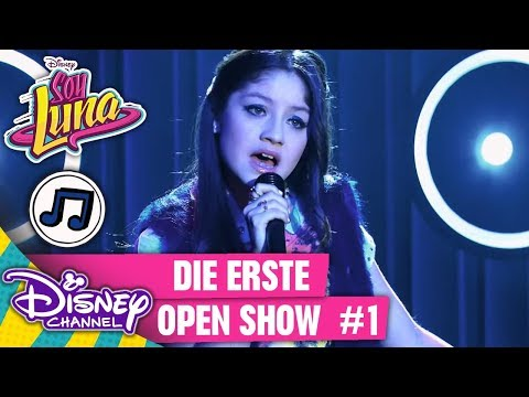 SOY LUNA - Open Music Show #1 aus Staffel 2 | Disney Channel Songs
