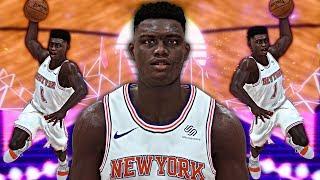 NBA 2K19 Zion's MyCAREER #3 - NBA Debut! Kyrie & KD Joins The..