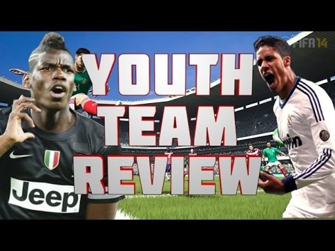FIFA 14 Best Young Players - Full Top Youth Team - Best Players in ONE Team!