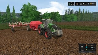 Farming Simulator 17  Timelapse #7 | Stappenbach With seasons.