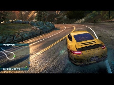 Need for Speed: Most Wanted Brings a Helping Hand to the Wii U