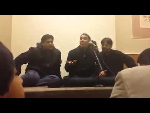Kashif Raza With Ali Zia Rizvi