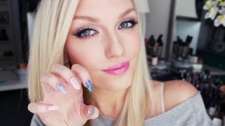 Nail Chat: Stiletto Shaping, Nail Art + Effects!