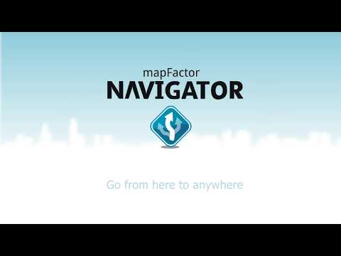 MapFactor GPS Navigation Maps APK Cover