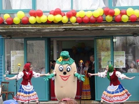 Фестиваль картошки Фалёнская селекционная станция