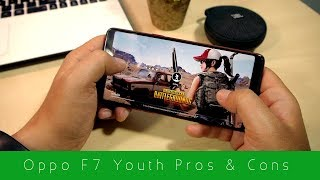 Oppo F7 Youth Review In Nepali - Pros & Cons - Gadgets In Nepal