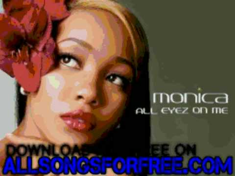 Monica - I Aint Gonna Cry No More