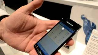 Sony Ericsson Xperia Arc First Look