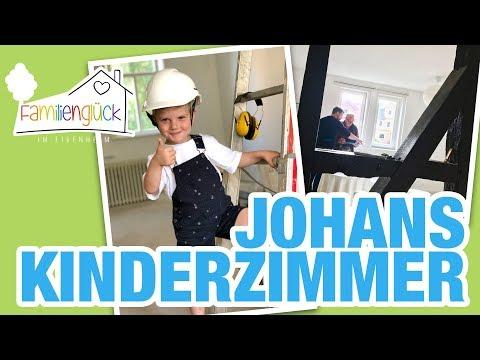 Rohbau Roomtour - Johans Kinderzimmer & Nordseezimmer