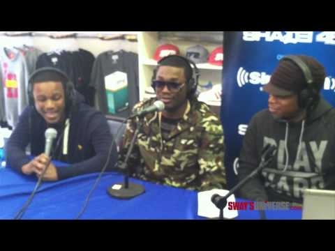 Meek Mill And Lil Snupe Freestyle Over Drake's started From The Bottom On Sway In The Morning video