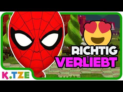 Spidermans große Liebe 😍❤️ Miitopia K.Tze   Folge 4