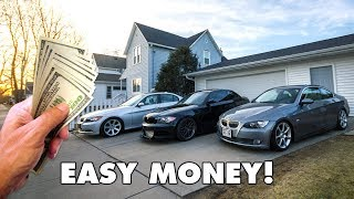 How To Flip Cars for a Huge Profit, Guaranteed! (My Step-by-Step Guide)