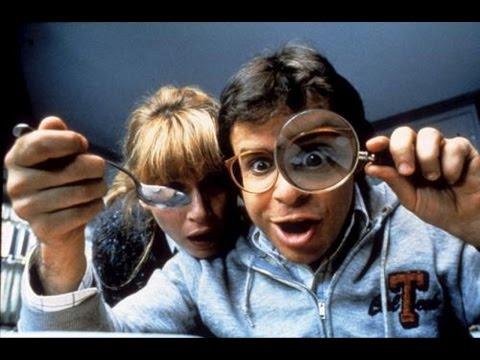 Official Trailer: Honey, I Shrunk The Kids (1989)