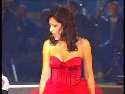 Sofia Nizharadze & Alexander Marakulin - Phantom of the Opera