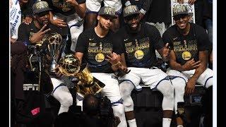 2018 NBA Finals Game 4 Mini-Movie