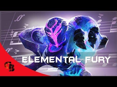 Dota 2: Store - Music - Elemental Fury