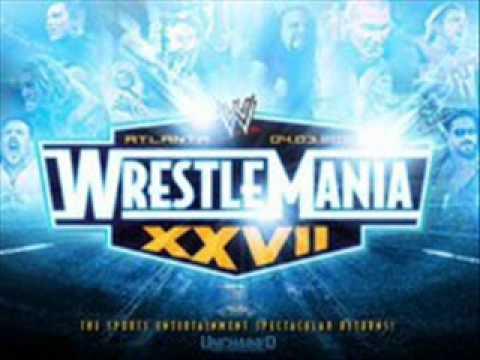 WWE WrestleMania 27 Theme Written in the Stars + Download Link...