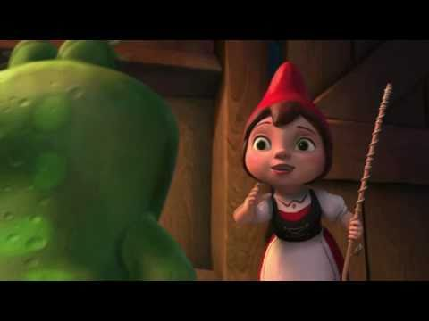 Gnomeo &amp; Juliet - Trailer