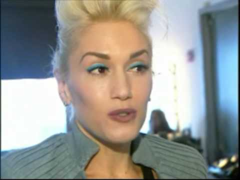 Gwen Stefani talks about L.A.M.B s Spring 2010 collection & Vaseline Sheer Infusion s Sponsorhip