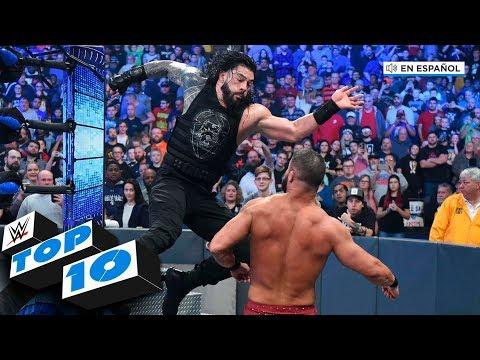Top 10 Mejores Momentos de SmackDown En Español: WWE Top 10, Ene. 17, 2020