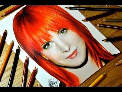 Drawing Hayley Williams