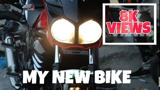 My all new Mahindra Mojo Bike ||VLOG_015 ||By Akash Bawa