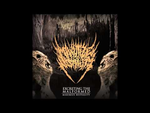 Maximize Bestiality - Excreting The Malformed [full-ep] (2013) video
