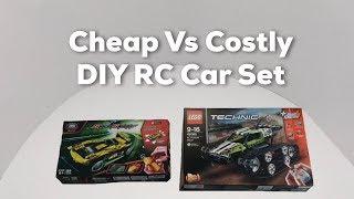 Cheap Vs Costly DIY RC Car Set