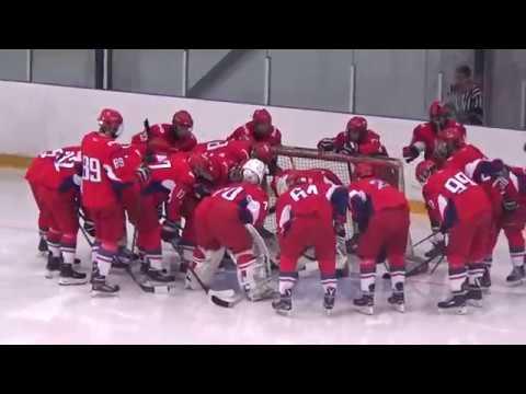 ТМ: «Локо-Юниор» - «Новомосковский хоккейный клуб» - 6:4