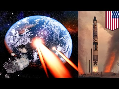 Collision Course: U.S. says it needs uranium stocks for 'planetary defense'